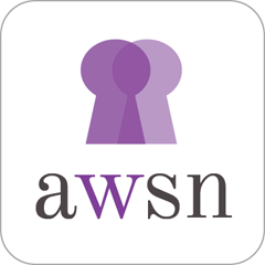 Australian Women in Security Network logo